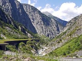 Gotthard, Symbolbild.