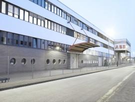 ABB Sécheron in Genf.