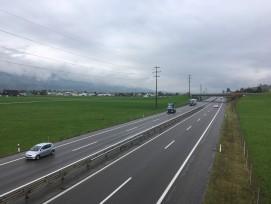 In diesem Bereich soll der neue Autobahn-Anschluss Wangen-Ost gebaut werden.