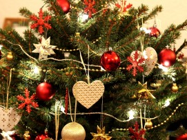 Weihnachtsbaum, Symbolbild.