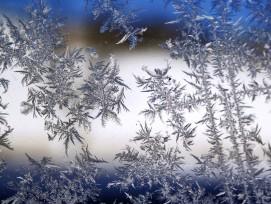 Schneeflocken, Symbolbild.
