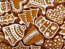 Lebkuchen, Symbolbild.