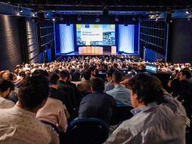 Mit 1400 Besuchern an zwei Tagen war auch der zweite Schweizer BIM Kongress ein voller Erfolg und restlos ausgebucht.