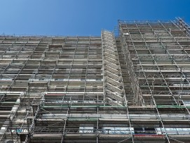 Die Bauzonen werden immer intensiver genutzt.