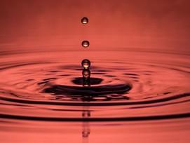 Wassertropfen, Symbolbild