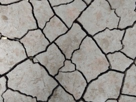 Rissiger Boden, Symbolbild