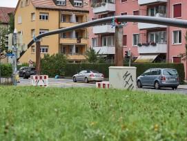 Quartier in der Stadt Bern
