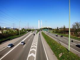 Eine ARGE unter Federführung von Implenia erneuert die A1 zwischen Zürich-Ost und Effretikon.