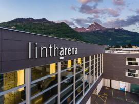 Lintharena in Näfels GL.