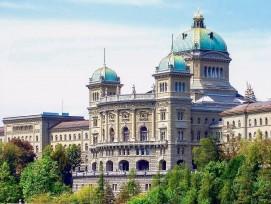 Bundeshaus Bern.