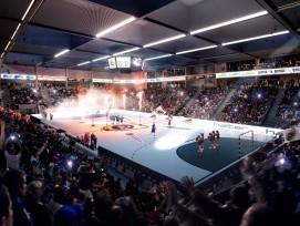 Die Pilatus Arena soll eine multifunktionale Sport- und Eventhalle mit 4'000 Plätzen werden.