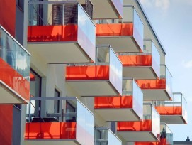 Balkone, Schmuckbild.