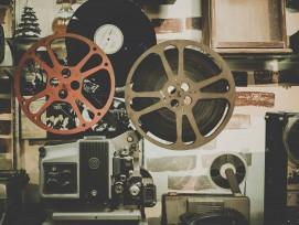 Filmprojektor, Schmuckbild