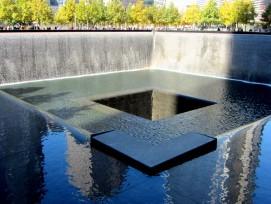 Das World-Trade-Center-Memorial.
