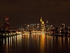 Die Skyline von Frankfurt am Main wächst stetig.
