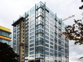 Baustelle Biozentrum Basel
