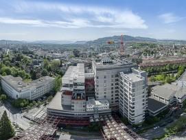 In Bern schreitet der Ausbau des Inselspitals voran.