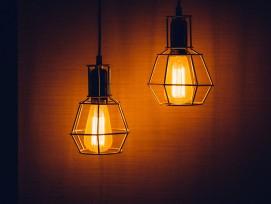 Lampen, Symbolbild.