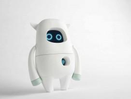 """Musio"" , 2016. Pädagogischer Roboter"