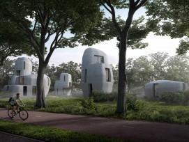 """Überbauung """"Milestone"""" in Eindhoven"""