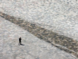 Skanderbeg-Platz, Bildausschnitt
