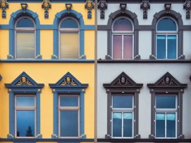 Fenster, Symbolbild.
