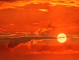 Sonne, Symbolbild.