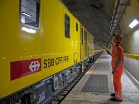 Gotthard-Basistunnel.