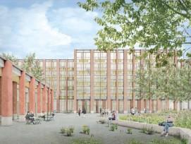 Die beiden Schulstandorte der Kantonsschule Ausserschwyz in Nuolen und Pfäffikon werden an einem Ort zusammengeführt. Dafür muss das Schulgebäude in Pfäffikon einem Neubau weichen. (Quelle:zvg)