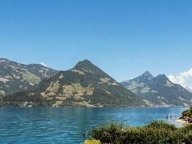 Die Nidwaldner Gemeinden am Vierwaldstättersee sind nicht nur wegen der schönen Aussicht bei Zuzügern beliebt.