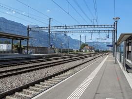 Bis 2021 wird der Bahnhof Altdorf für 60 Millionen Franken zum Kantonsbahnhof umgebaut, damit er künftig als Drehscheibe für den ganzen Kanton Uri fungieren kann.