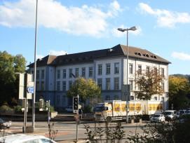Schäden am denkmalgeschützten Badener Bezirksgebäude
