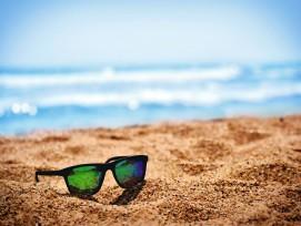 Sonnenbrille, Symbolbild.