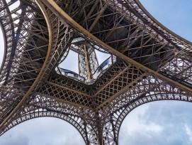 Eiffelturm, Detail