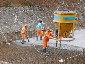 Von der rückläufigen Entwicklung bei Gesuchen und Bausummen waren alle Regionen betroffen.