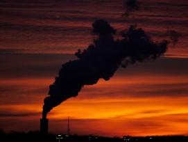 Kohlendioxid, Symbolbild.