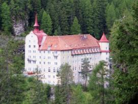 Hotel Val Sinestra.