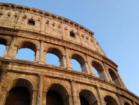 Kolosseum in Rom.