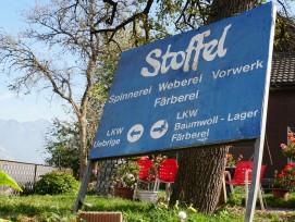 Schild Stoffel Mels