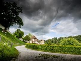 Sakrallandschaft im Freiburger Saane-Becken, Landschaft des Jahres 2018, Symbolbild.