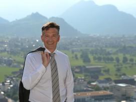 Hans Wicki ist FDP-Ständerat des Kantons Nidwalden und Präsident von Bauenschweiz. Landesweit bekannt wurde er 2018 durch seine Bundesratskandidatur.