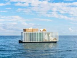 Ein erster Prototyp des autarken Hotelzimmers befindet sich derzeit in der spanischen Hafenstadt Dénia.