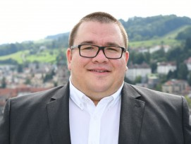 Christian Geiger, Chief Digital Officer der Stadt St. Gallen