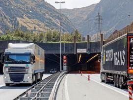 2021 sollen die Hauptarbeiten für den Bau des zweiten Strassentunnels am Gotthard starten. Der Bund konnte das Projekt in nur wenigen Jahren voranbringen.