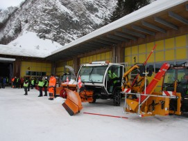 Wintershow 2019 in Elm Glarus