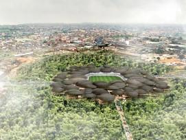 Stadion, Visualisierung