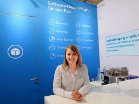 Die Online-Marketing-Verantwortliche Séverine Gremper beriet Baufirmen.