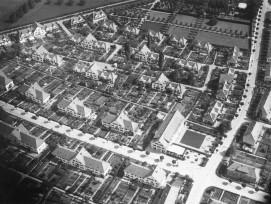 Die Gartenstadtsiedlung der Familienheim-Genossenschaft Zürich um 1928