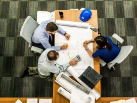 Die Vergabe von Planungsaufträgen gibt oft zu Diskussionen Anlass