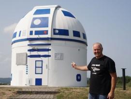Observatorium Zweibrücken mit Hubert Zitt